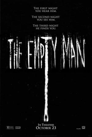 The Empty Man (2020) film poster