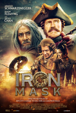 The Iron Mask (2019) film poster