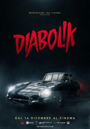 diabolik film poster 2021