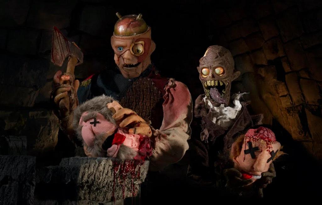 frank & zed film horror 2020