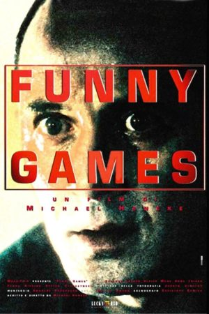 funny games 1997 film poster