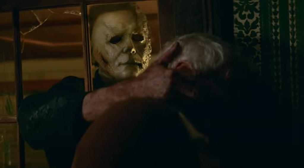 halloween kills michael film 2021