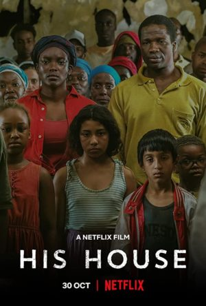 his house film poster netflix