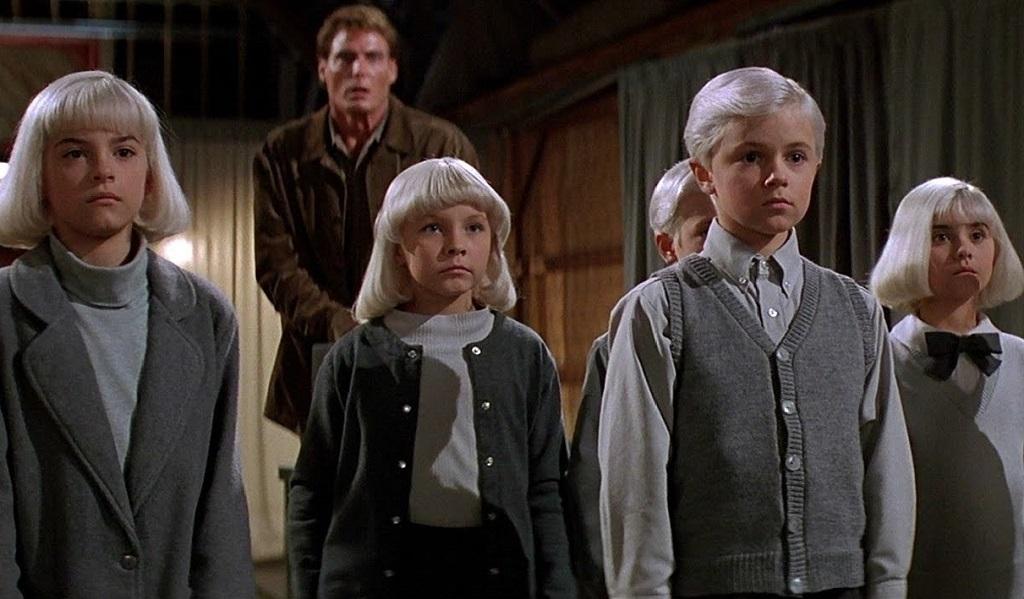 il villaggio dei dannati film 1995 carpenter