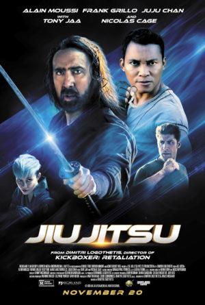 jiu jitsu film 2020 poster