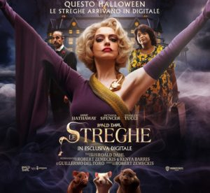 le streghe film poster 2020 zemeckis