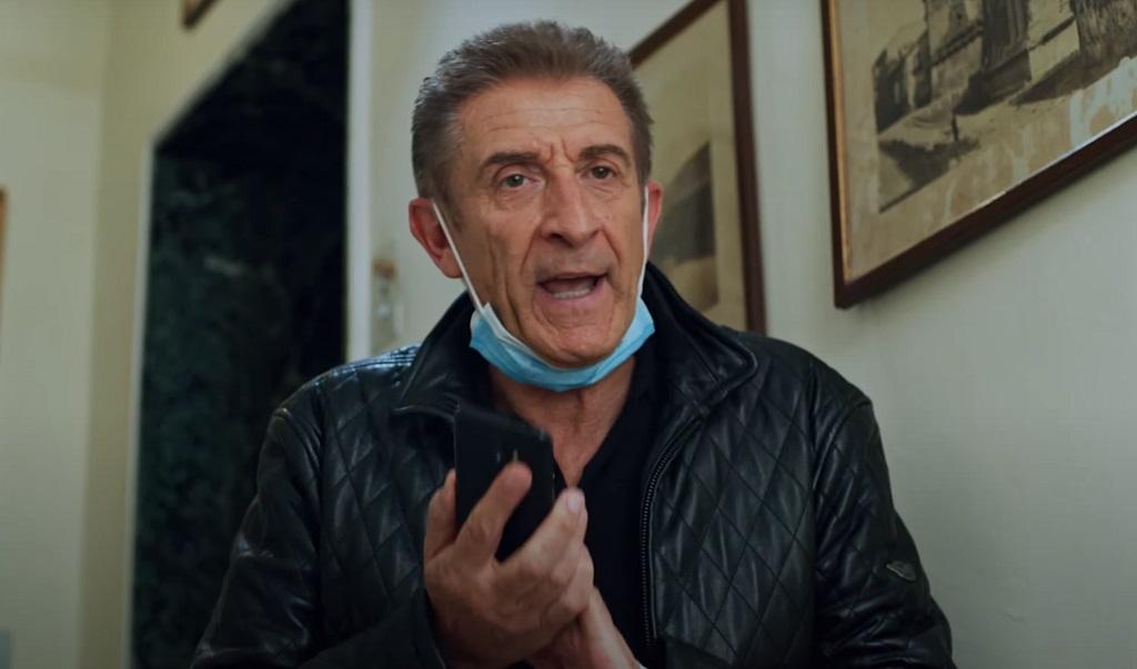 lockdown all'italiana film ezio greggio 2020