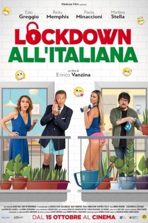 lockdown all'italiana film vanzina poster 2020