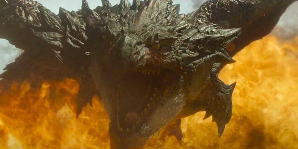 monster hunter film 2020 rathalos