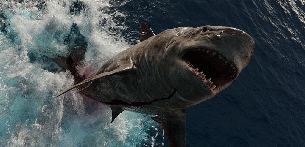 shark il primo squalo film 2018 MEG