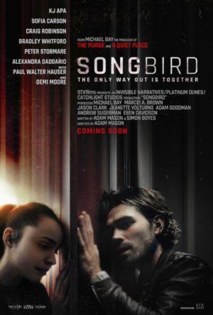 songbird film adam mason poster