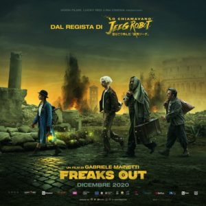 teaser poster freaks out film