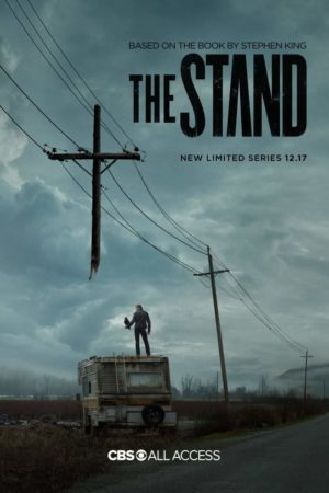 the stand l'ombra dello scorpione miniserie 2020 poster
