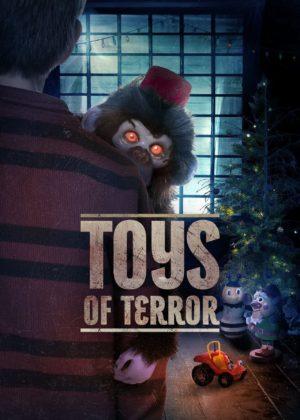toys of terror film horror poster 2021