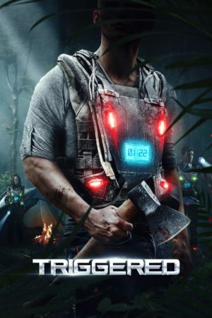 triggered film poster 2020