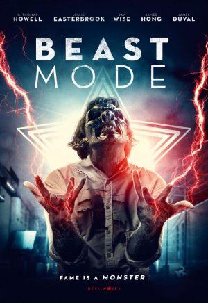 Beast Mode film 2020 poster