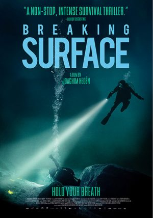 Breaking Surface film poster 2020
