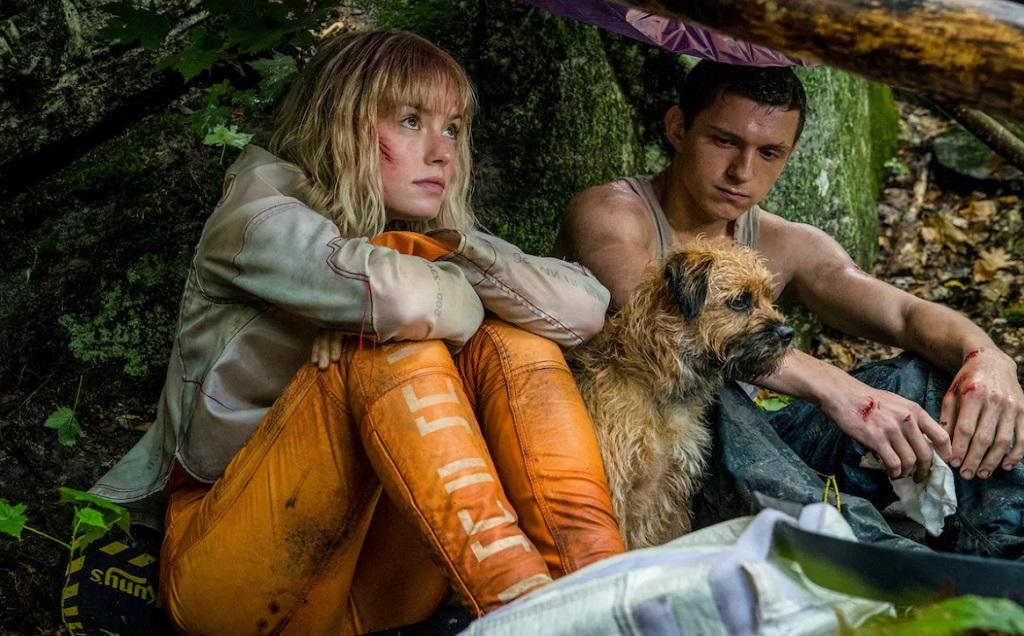Chaos Walking film Tom Holland e Daisy Ridley