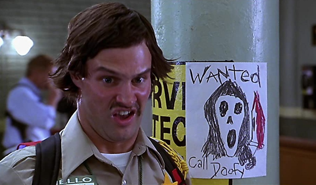 Dave Sheridan in Scary Movie (2000)