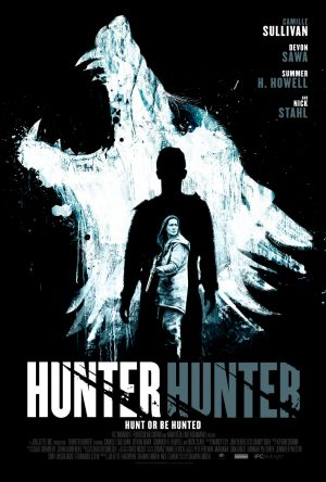 Hunter Hunter (2020) film poster