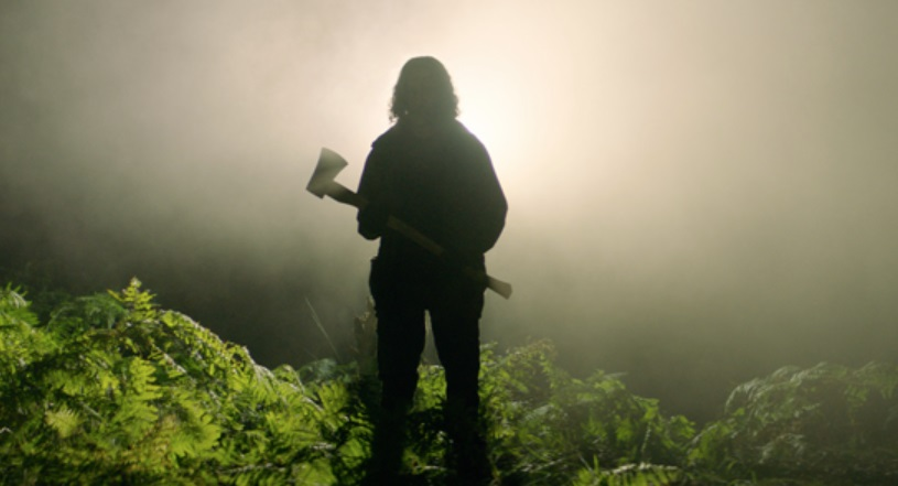 In the Earth film Ben Wheatley