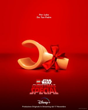 LEGO Star Wars - Christmas Special film poster 2020