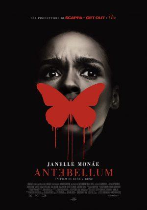 Locandina ita film Antebellum 2020
