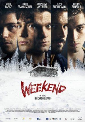 Locandina weekend film 2020 Riccardo Grandi