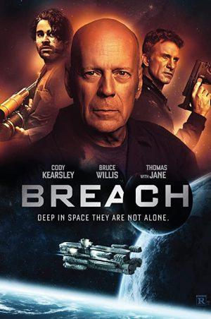 breach film poster 2020