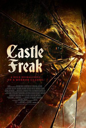 castle freak film 2020 Tate Steinsiek poster