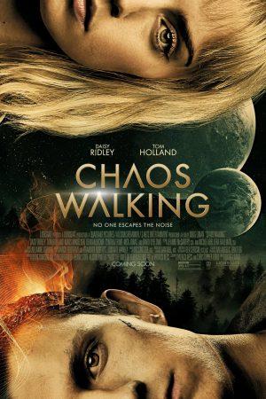 chaos walking film poster 2021