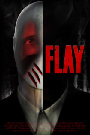 flay film horror poster 2020