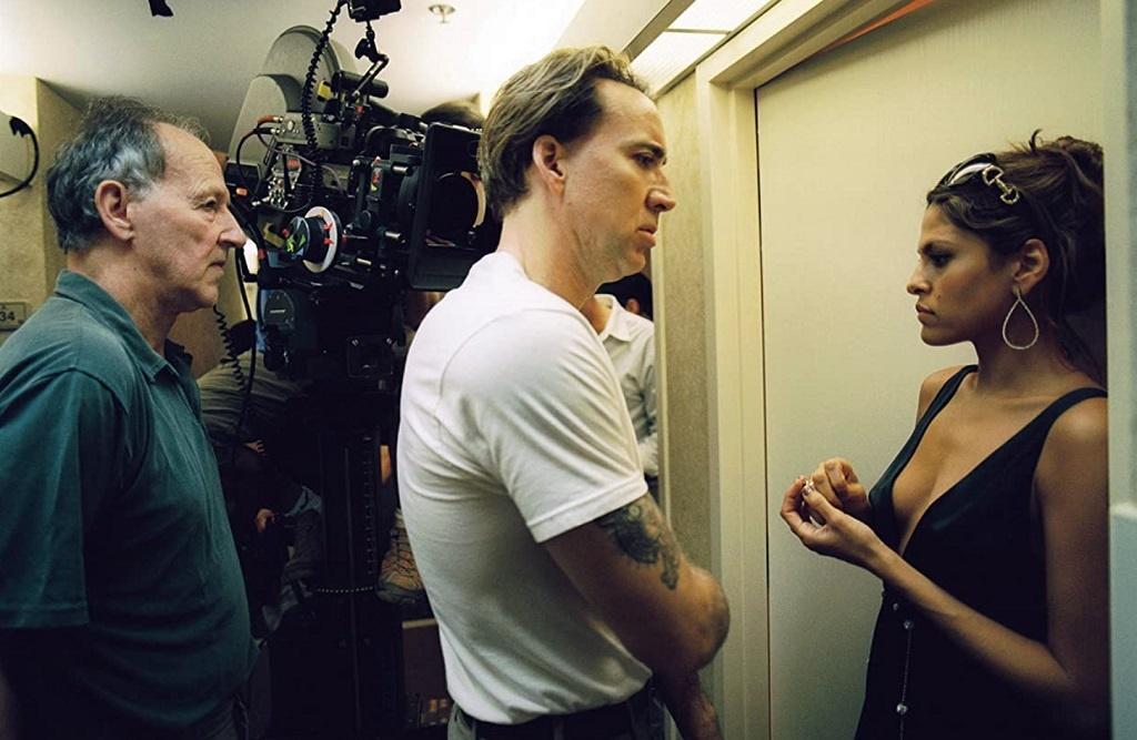 herzog e cage set cattivo tenente film 2009