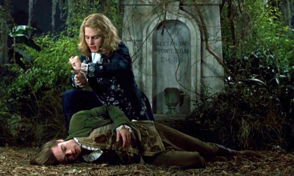 intervista col vampiro film cruise pitt