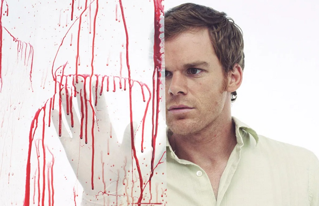 michael c. hall dexter serie