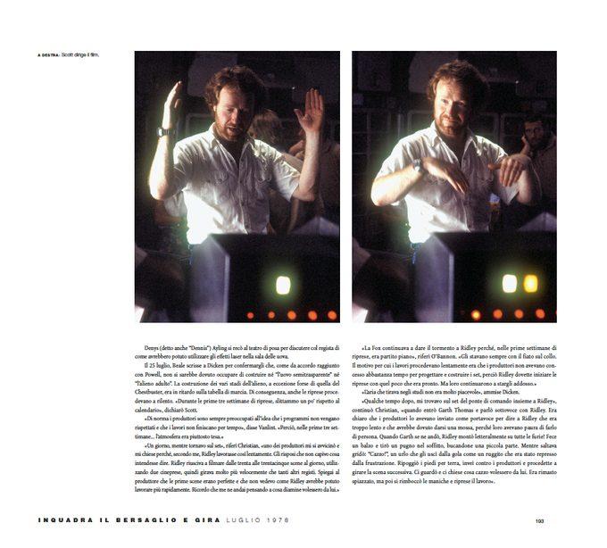 Dietro le quinte di Alien di J. W. Rinzler