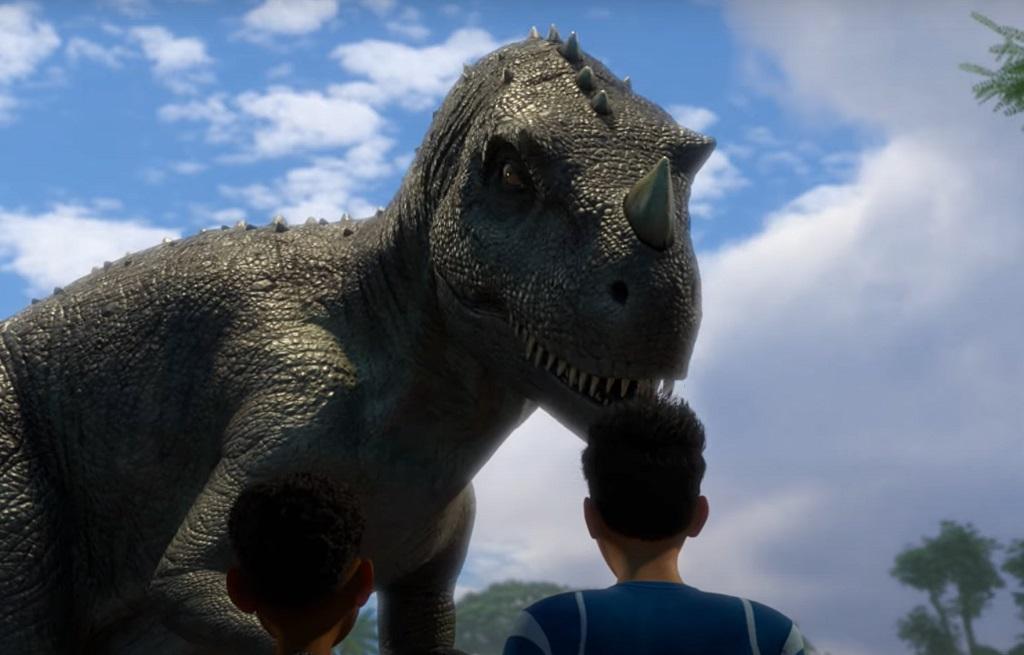 Jurassic World Nuove avventure stagione 2 serie netflix