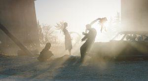 Prisoners of the Ghostland film
