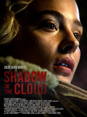 Shadow in the Cloud film poster 2020