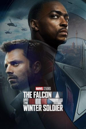 The Falcon and the Winter Soldier serie poster