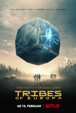 Tribes Of Europa (2021) poster