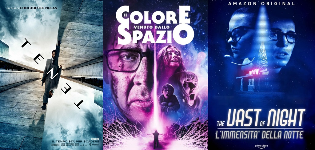 fantascienza film italia 2020
