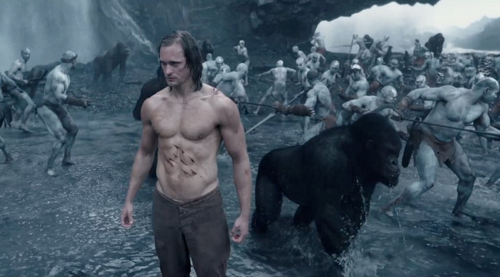 legend of tarzan film 2016