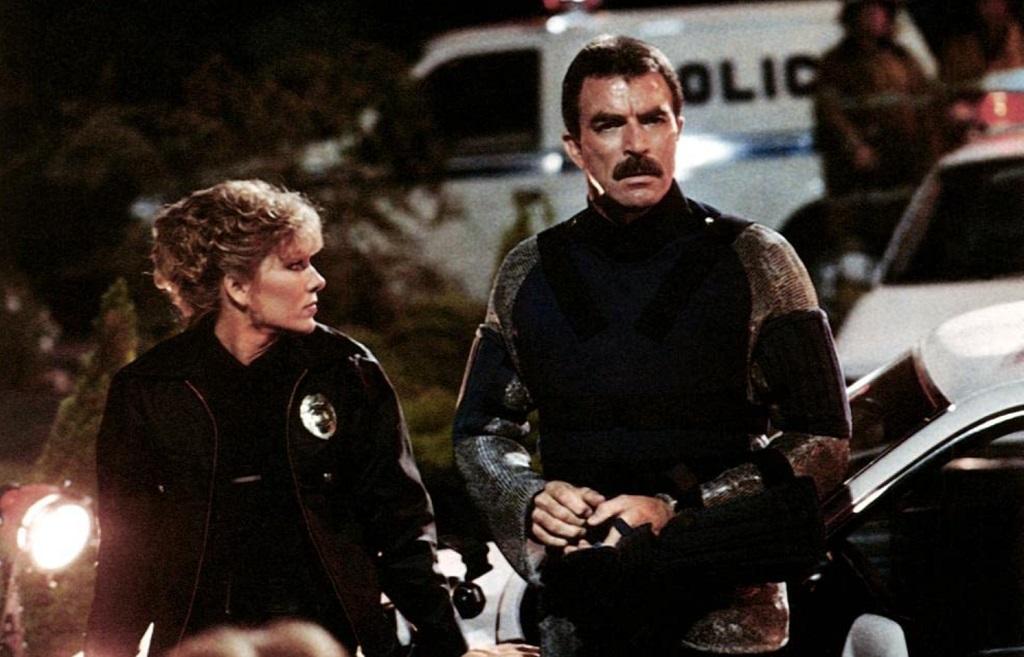 runaway film 1984 tom selleck