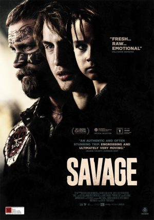 savage film poster 2021