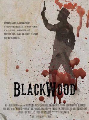 Black Wood film poster 2021