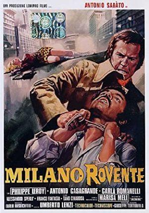 Milano rovente (1973) film poster