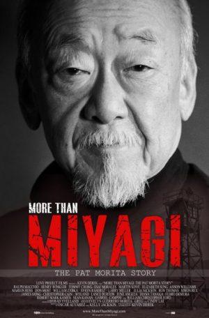 More Than Miyagi The Pat Morita Story (2021) poster