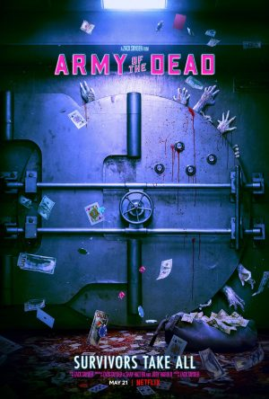 Zack Snyder film Army of the Dead poster