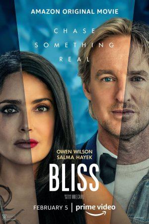 bliss film amazon 2021 poster
